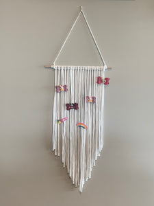 Hanging Bow holder