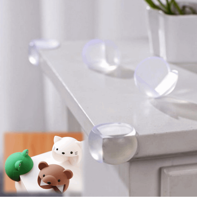 Newbabychic Safety Corner Edge PVC