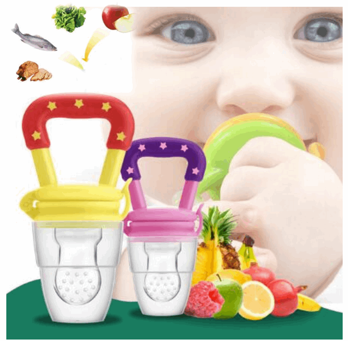 Baby Fruit/Solid Dummy Toy