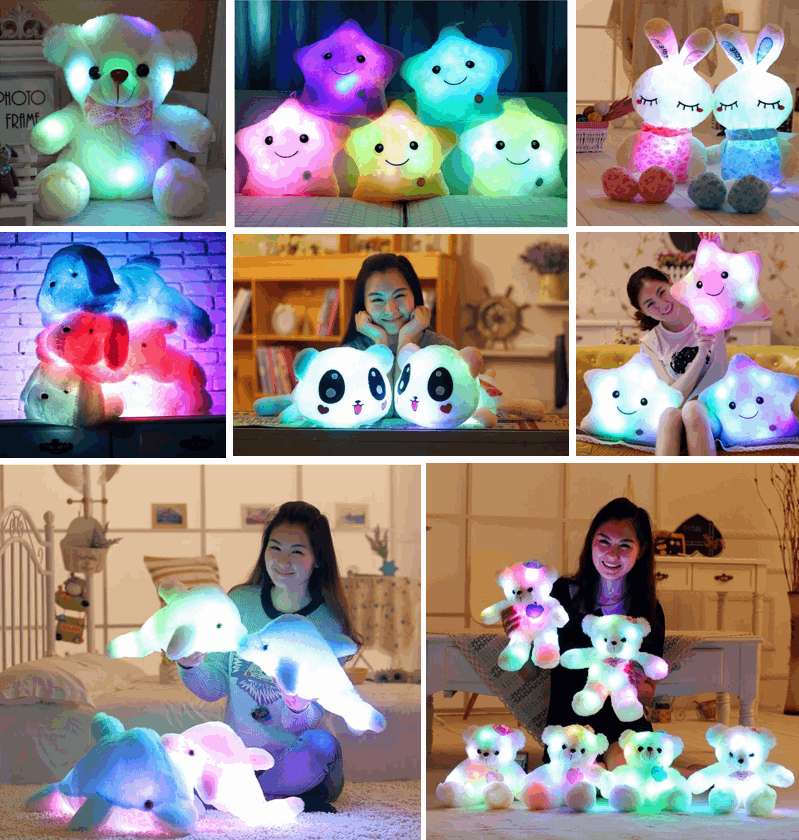 LED Light-Dolls Toy