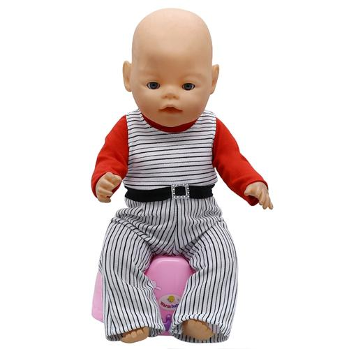 Baby Born Doll Clothes Fit 43cm Zapf Baby Born Doll Cute Jackets and