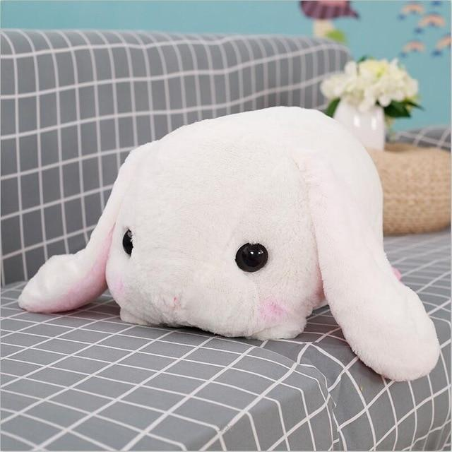 1pc 40cm Big Long Ears Rabbit Plush Animals Stuffed Bunny Rabbit Soft Baby Kids Sleep Toys Birthday Gifts