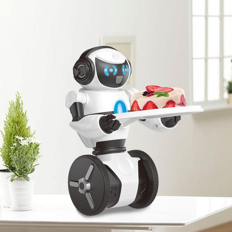 Alpha-Bot: Intelligent RC Robot Toy