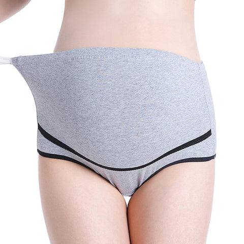 Newbabychic Soft Cotton Comfy Elastic Pregnant Women Panties
