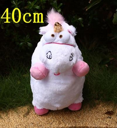 56CM/40cm Fluffy Unicorn Horse Miniones Stuffed & Plush Animals Plush Toy Pillow Kids Baby Christmas Gift