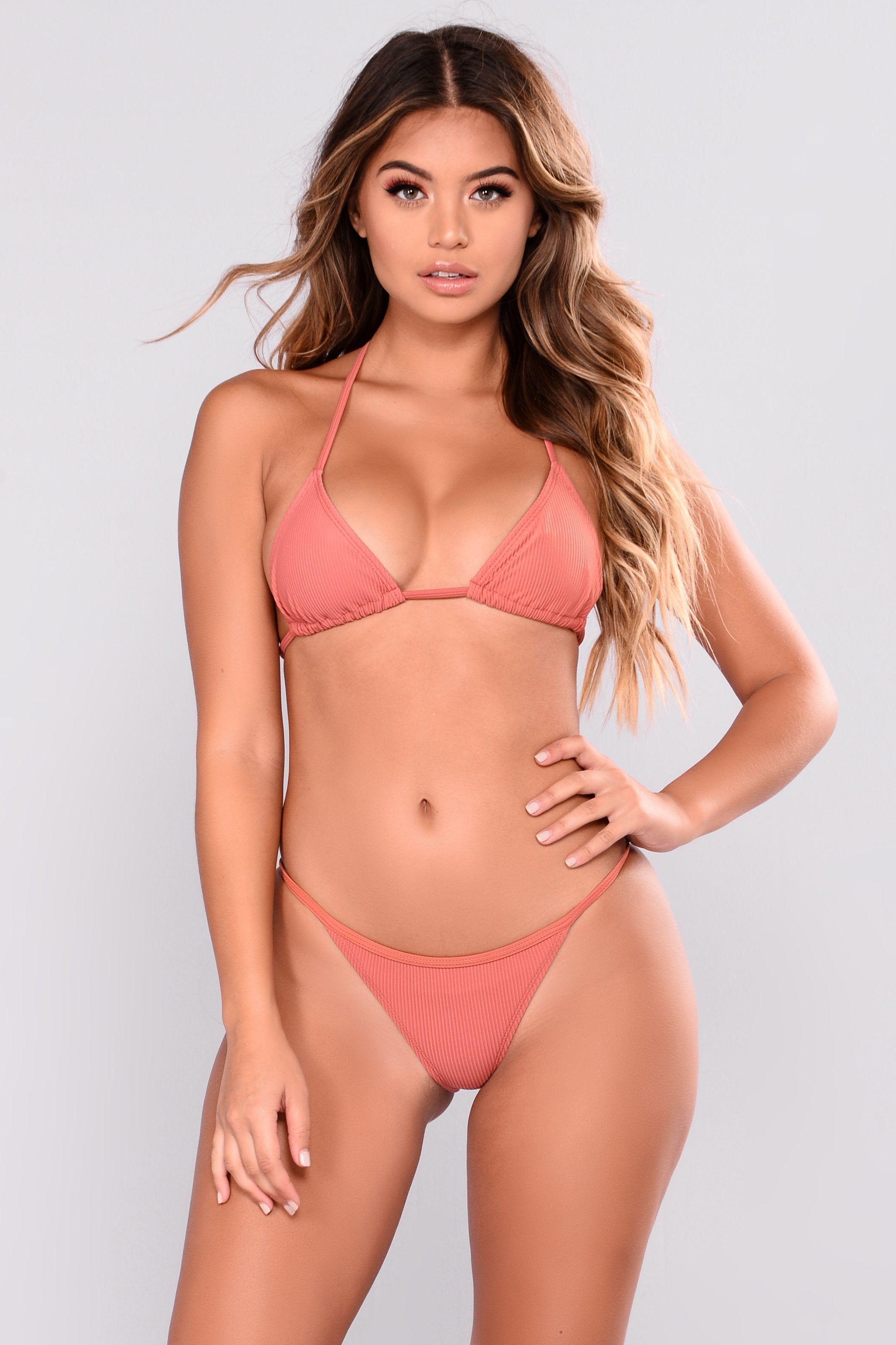 Major Moments Bikini - Mauve