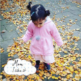 Baby Girl Winter Jackets