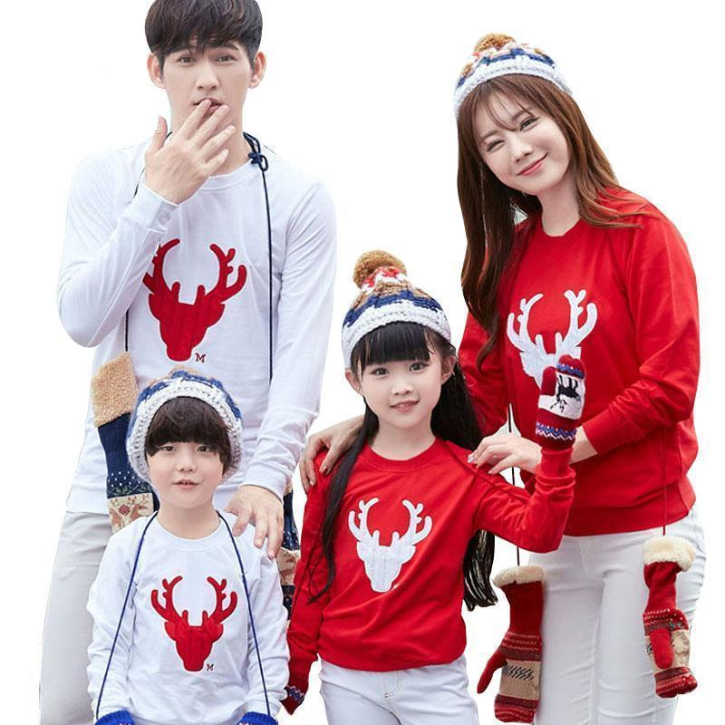 Christmas Sweater Family Outfits Matching Family Outfits Kids Now Apparel