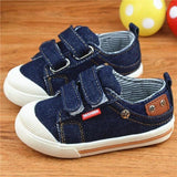 Denim Canvas Shoes Kids Now Apparel