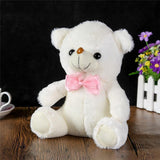 Glowing LED Light Up Teddy Bear Stuffed Toy Gifts Kids Now Apparel