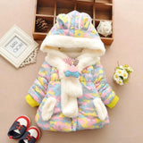 Little Girls Winter Jackets Snow Wear Kids Now Apparel