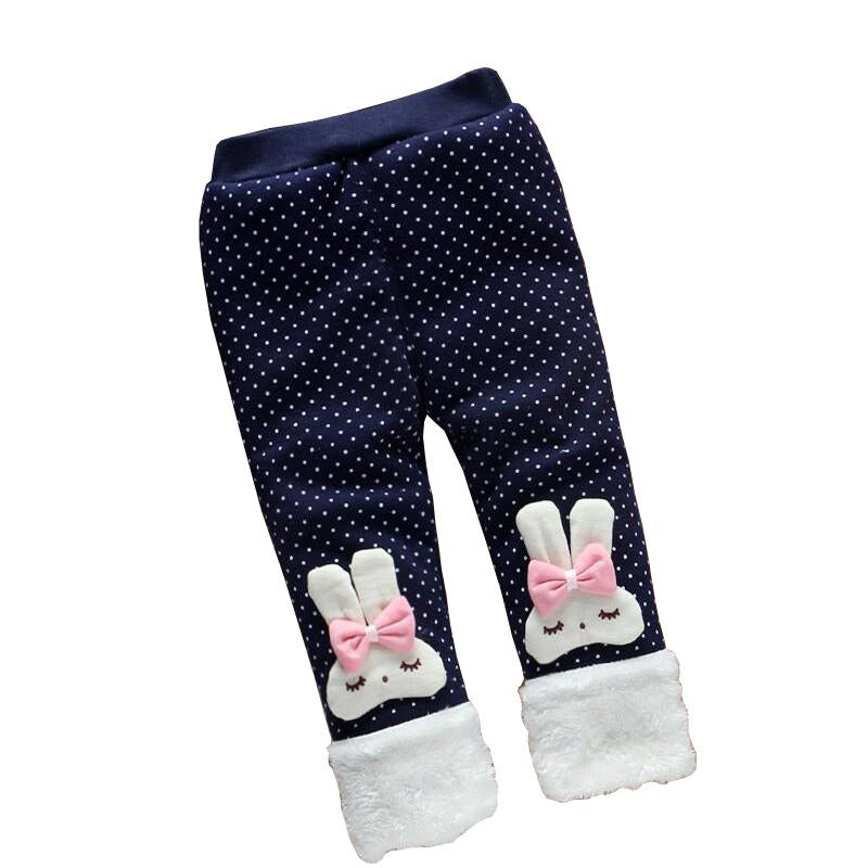 baby girls warm pants toddler girls thicken warm Leggings trousers for girl casual winter pants kids girls sport pants