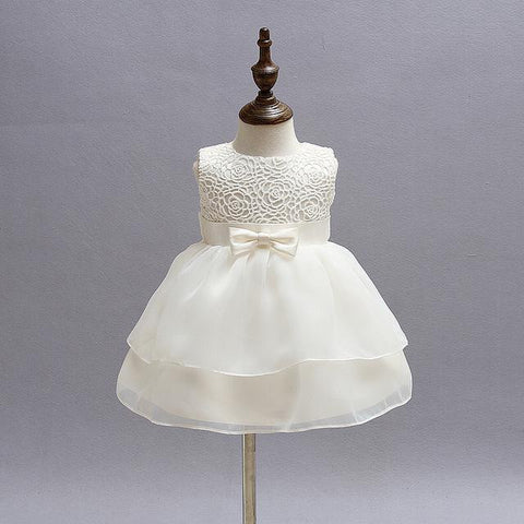 Newborn Toddler Girl Baptism Gowns Baby Girls Dress