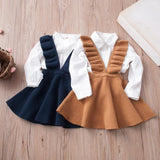 Maisey Knit Sweater V-Dress 3T-7