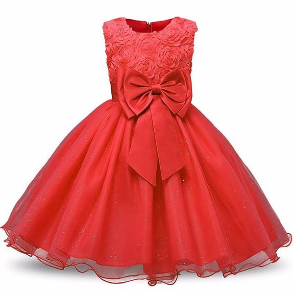Kids Clothes Princess Dress girl Costumes Kids Party Dress Elegant Kids Dresses for Girls Wedding Dress Boho Vestido Infantil
