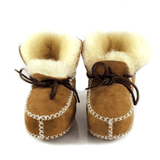 Warm Fur Lace Up Baby Girl Boots Kids Now Apparel