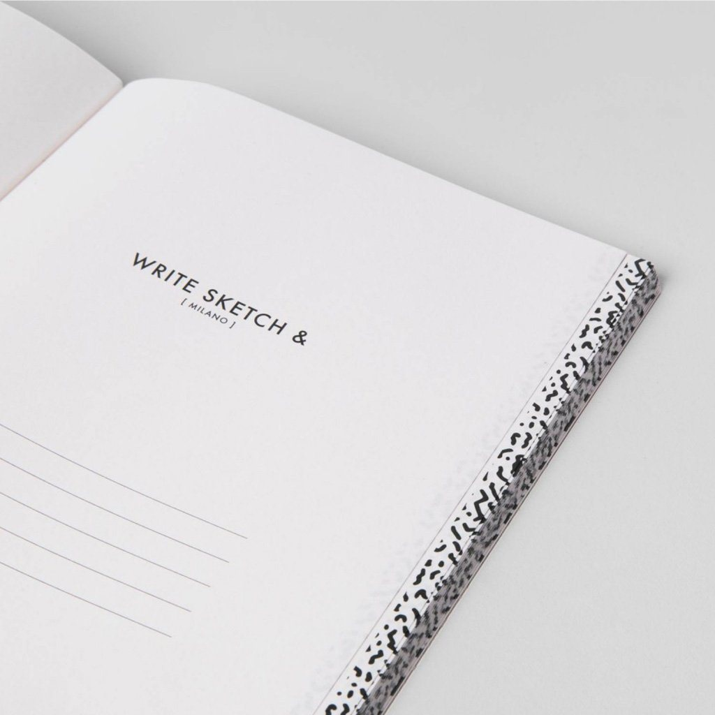 Super sprinkles notebook Notebook Write Sketch And