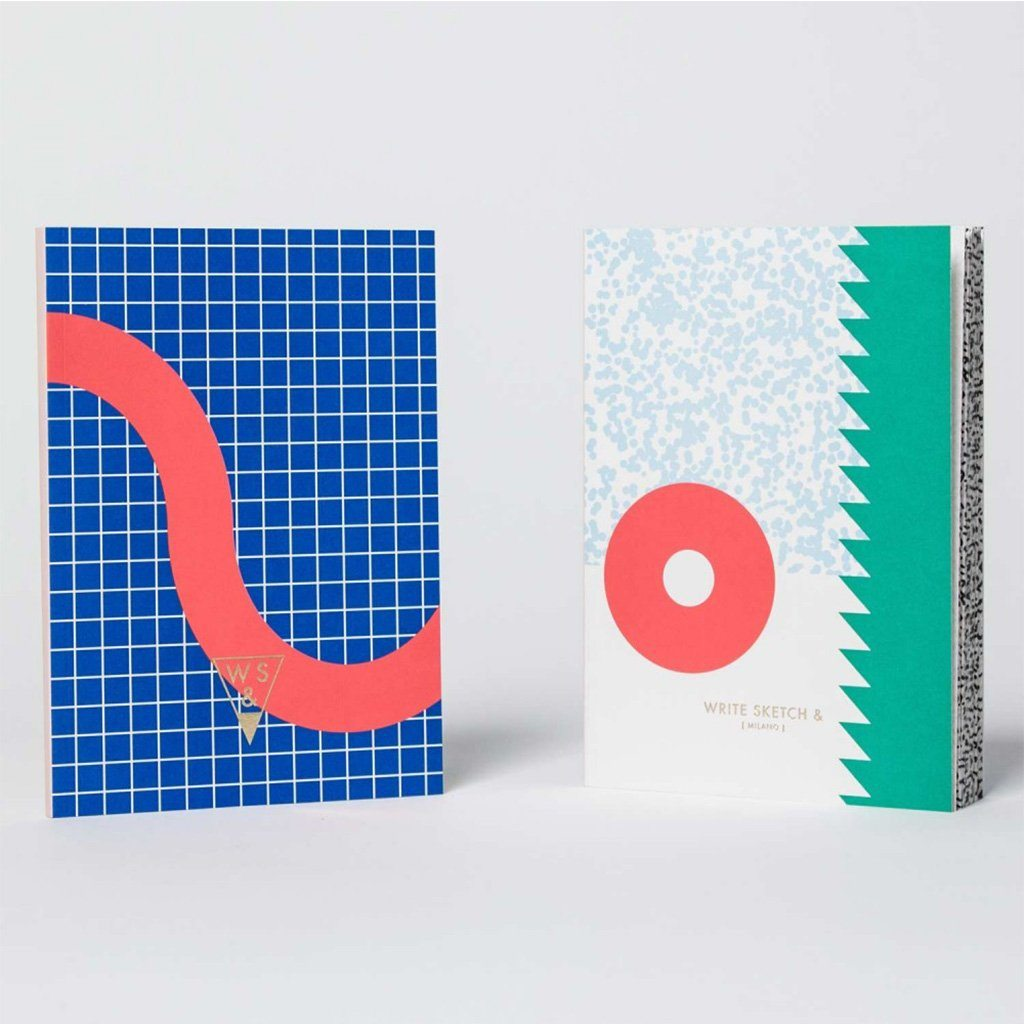 Super squared notebook Notebook Write Sketch And