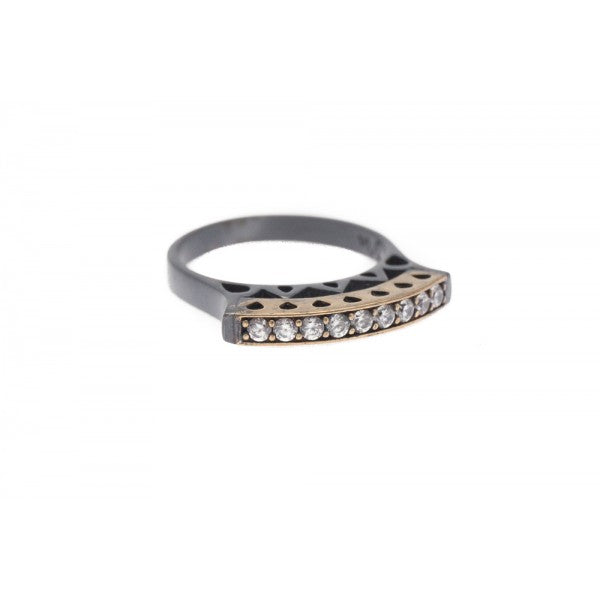 Maisonirem Anina ring oxidized Rings