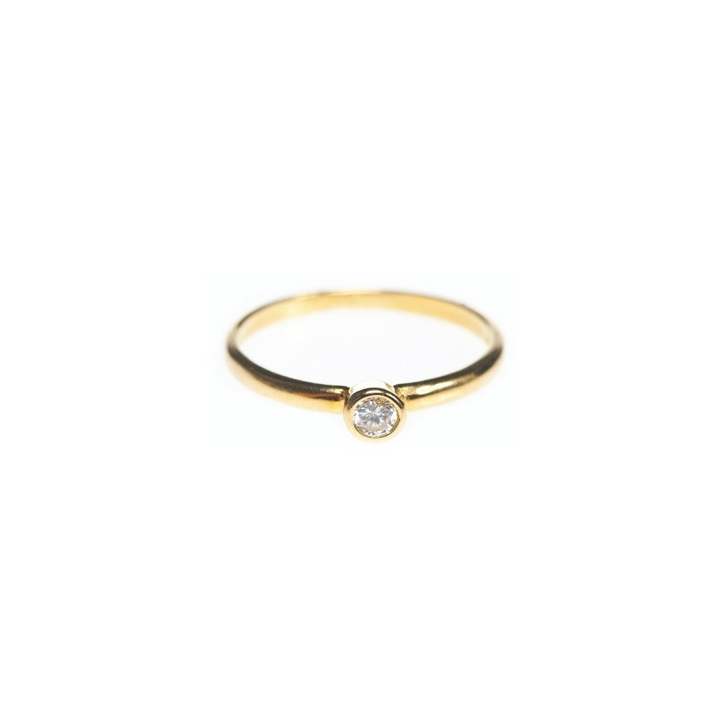 Maisonirem Baby Diamond Ring Rings Gold