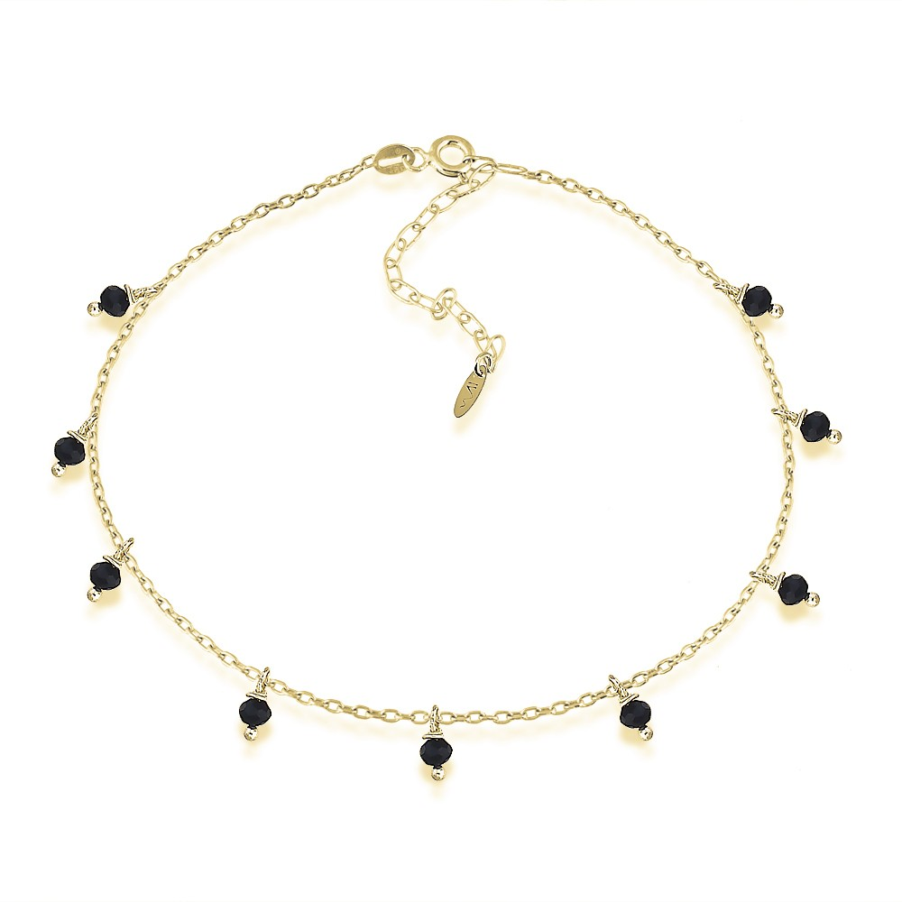Maisonirem Black Bead Choker Necklace Necklaces