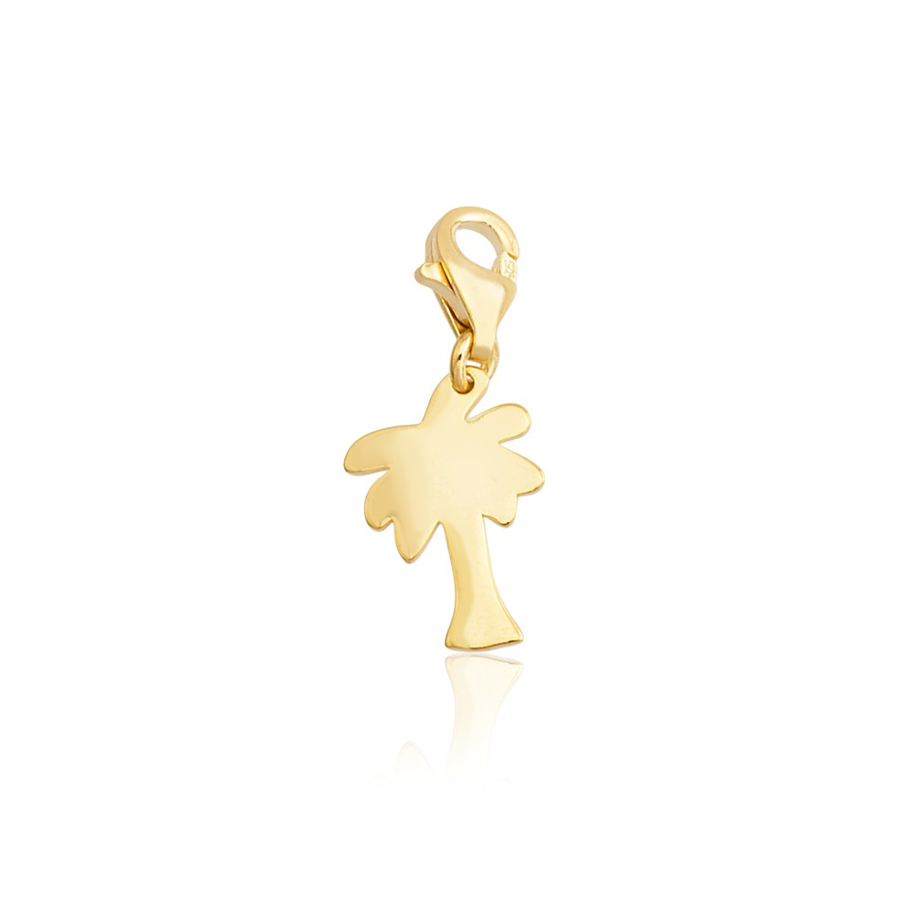 Maisonirem Charm Palm Pendants