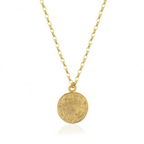 Maisonirem Coin Ottoman necklace Necklaces