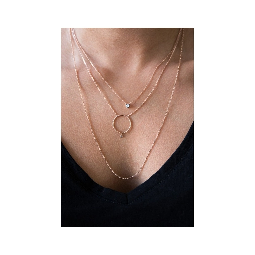 Maisonirem Drop Necklace Necklaces