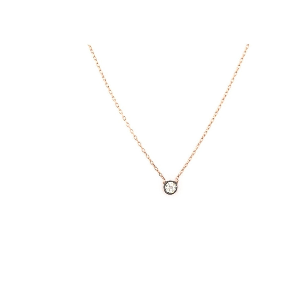 Maisonirem Drop Necklace Necklaces Gold
