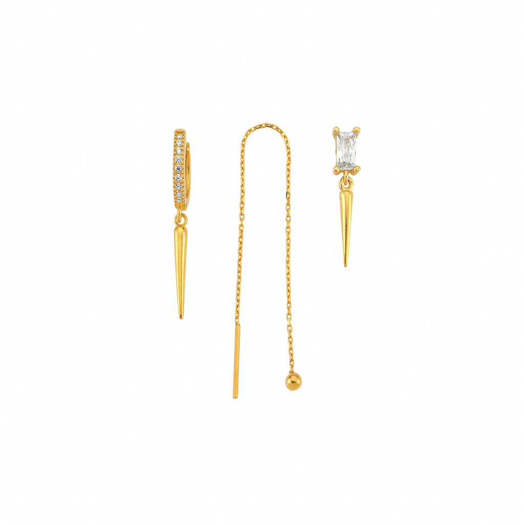 Maisonirem Earring Set 3 Ines Earrings