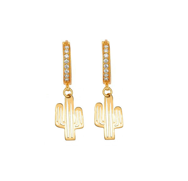 Maisonirem Earring cactus Earrings