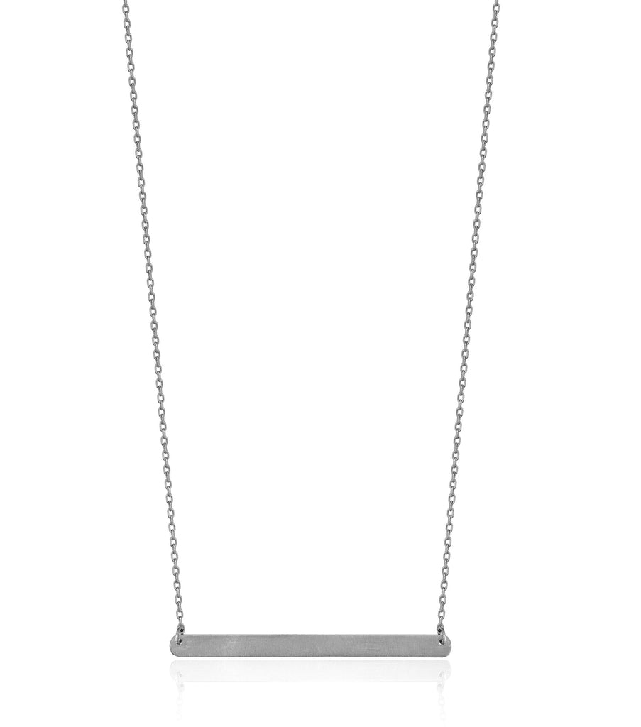 Maisonirem Horizon Bar Necklace Necklaces