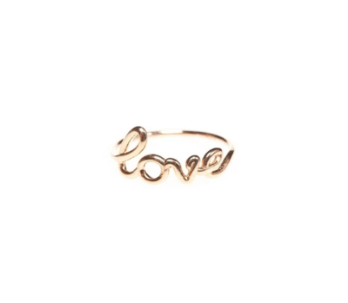 Maisonirem Love Ring Rings
