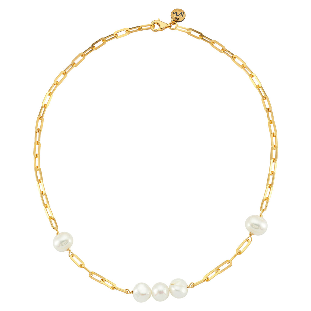 Maisonirem Necklace Grace Necklaces Gold