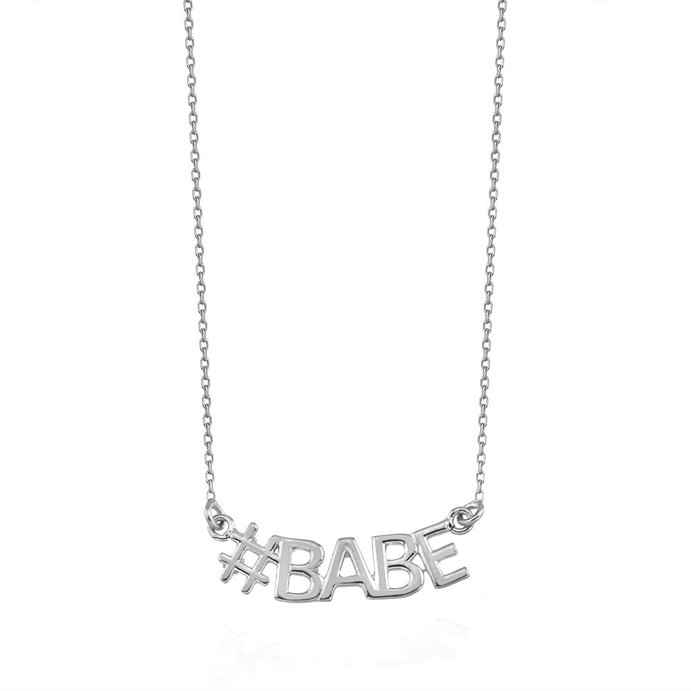 Maisonirem Necklace BABE Necklaces