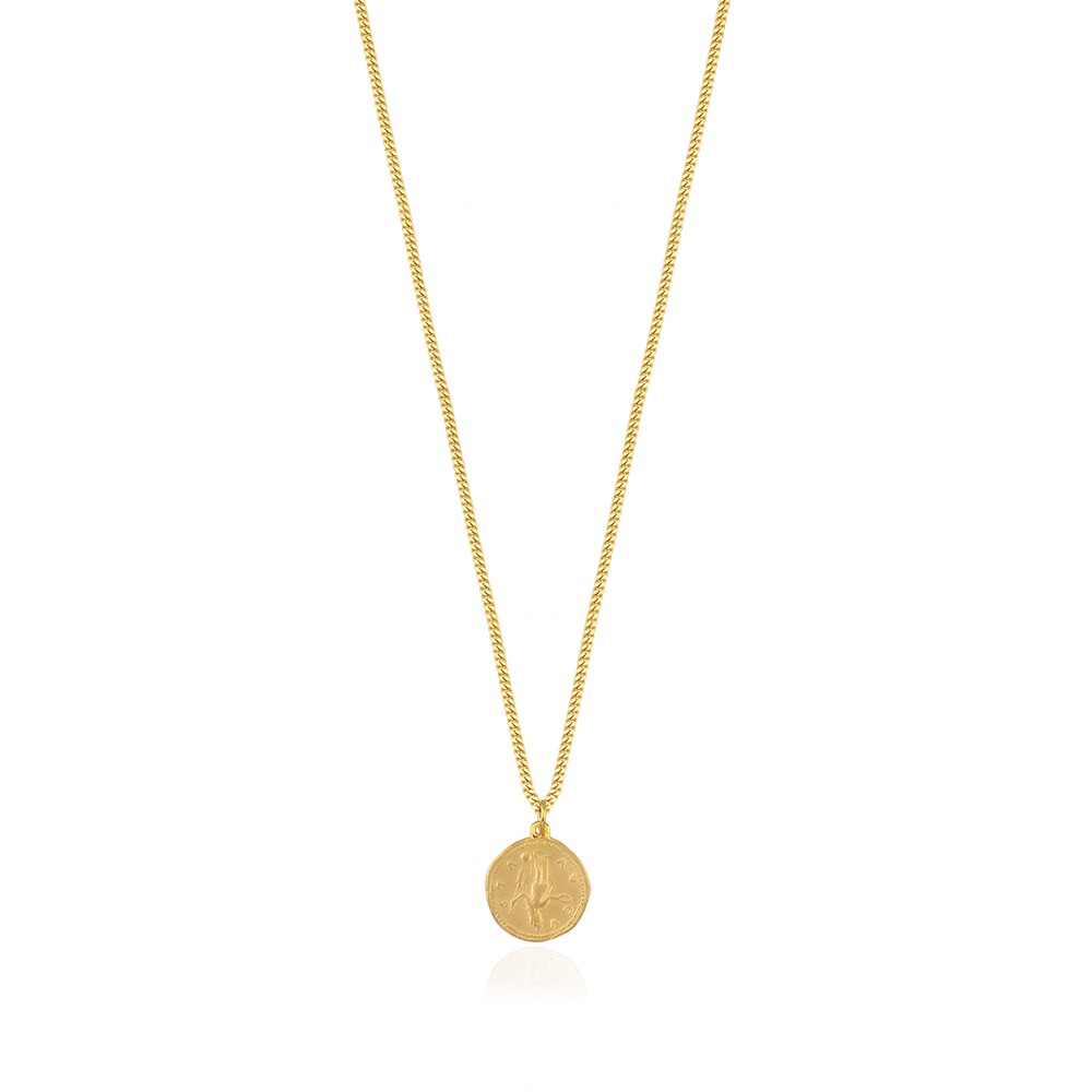 Maisonirem Necklace Coin Diva Necklaces