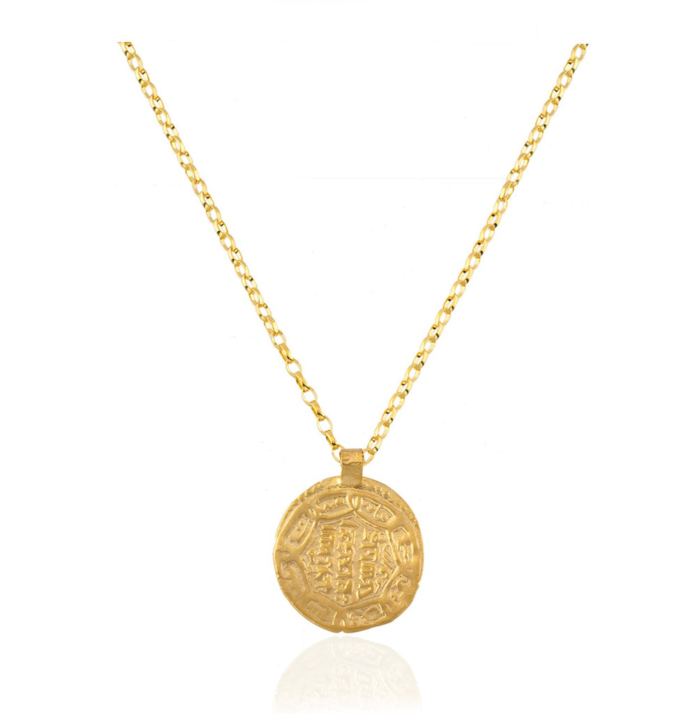 Maisonirem Necklace Coin Pamba Necklaces