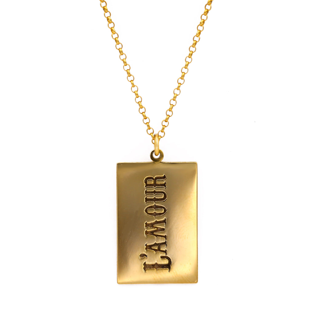 Maisonirem Necklace L'amour Necklaces