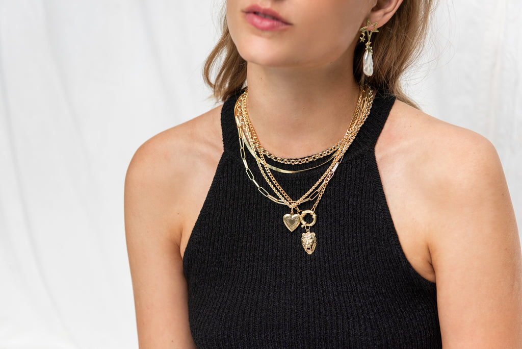 Maisonirem Necklace Mariner Chain Calum Necklaces