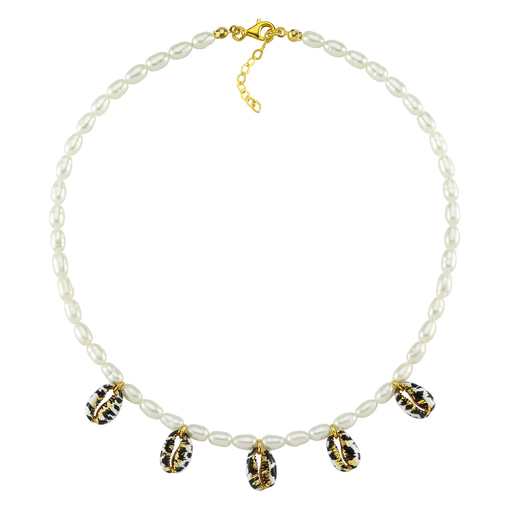 Maisonirem Necklace  Pearl Ona Necklaces Pearls