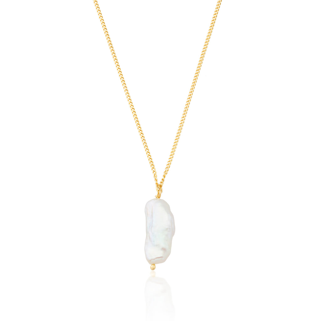 Maisonirem Necklace Pearl Swan Necklaces