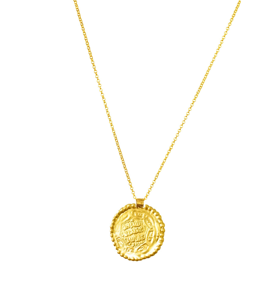 Maisonirem Necklace Pop Coin Necklaces