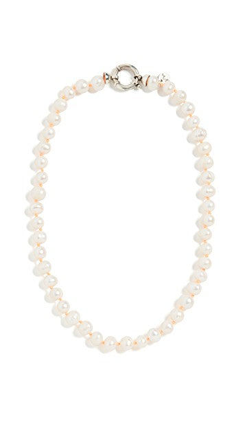 Maisonirem Pearl Lilly Necklaces