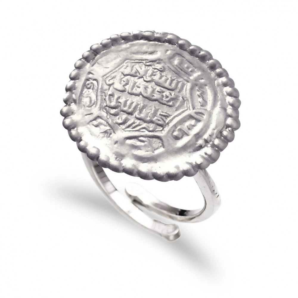 Maisonirem Pop Coin Ring Rings Silver