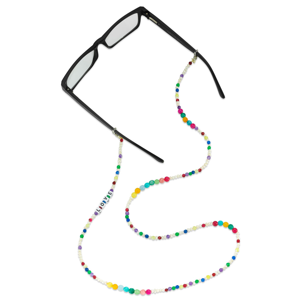 Maisonirem Rainbow Eyewear Necklace Necklaces