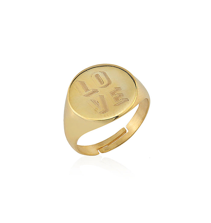 Maisonirem Signet Ring Rings