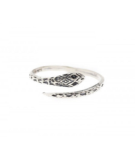 Maisonirem Snake Ring Rings