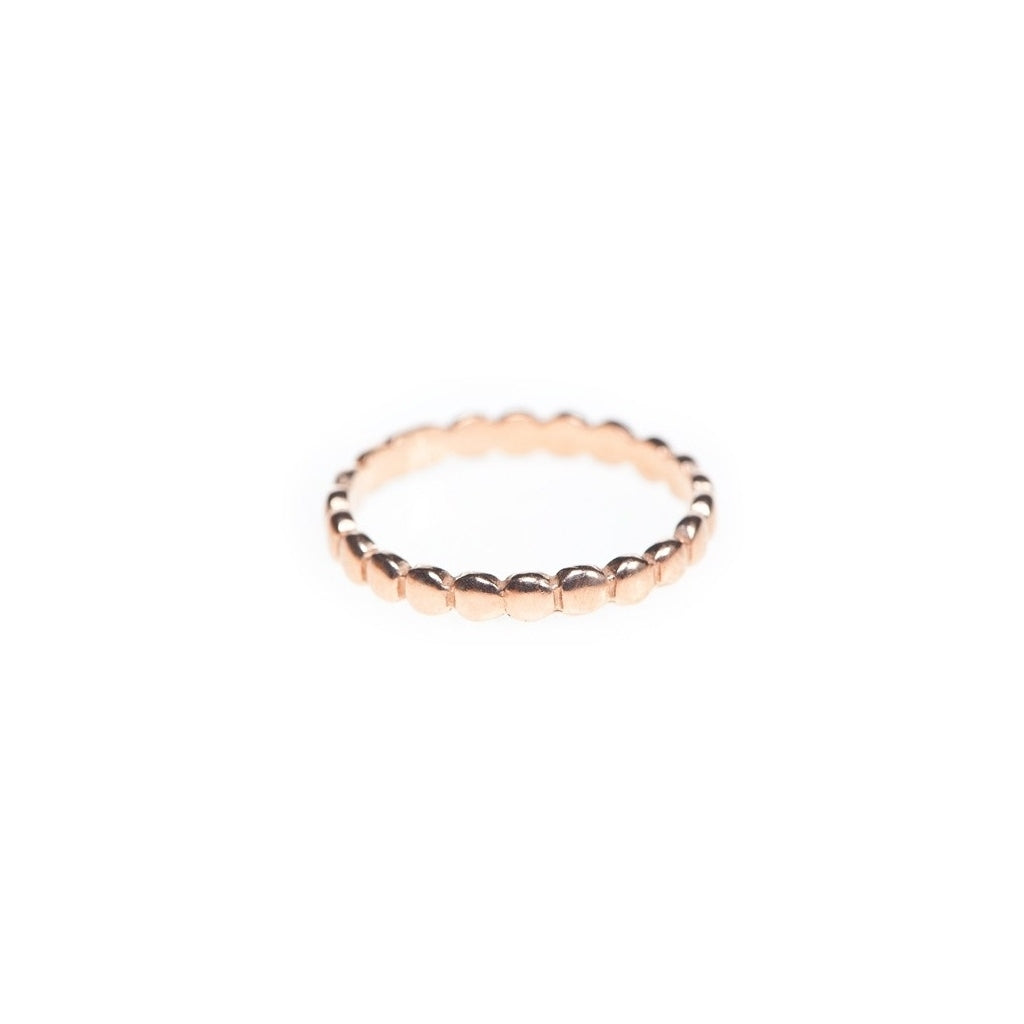 Maisonirem Stack Aura Ring Rings Rose