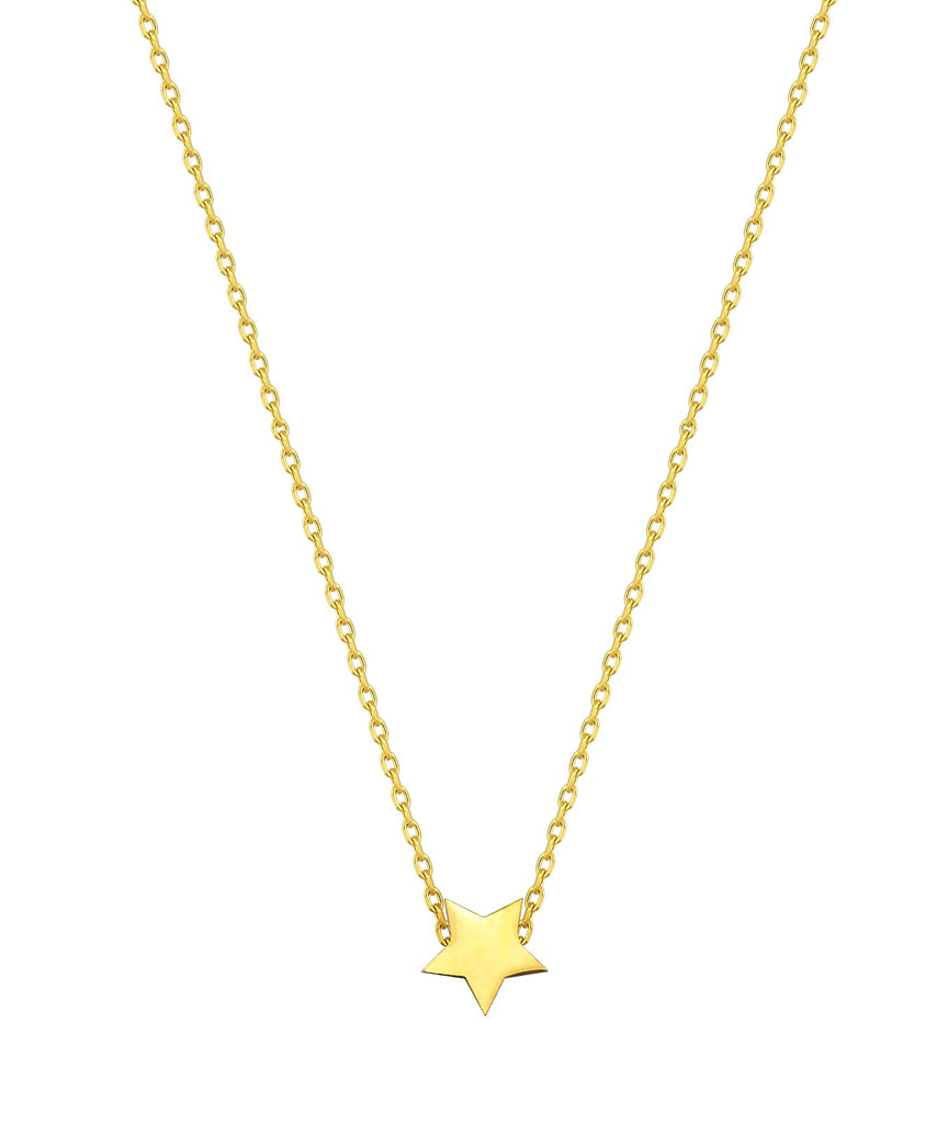 Maisonirem Twinkle Star Necklace Necklaces