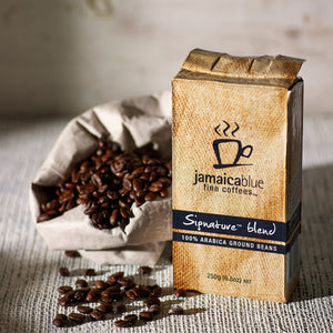 Jamaica Blue Signature Blend - 250g Ground